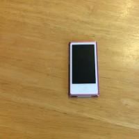 ipod nano7・ipod touch5修理 飯田橋のお客様