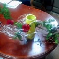 クリスマスの花 '16