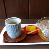 そば茶が美味しい日