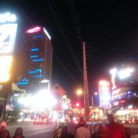 ラスベガスの夜 満喫して来ました。