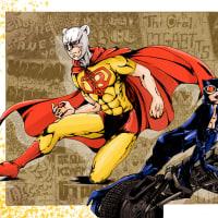 スーパーラットマン&キャットウーマン