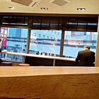 02/23 マックの立川駅南店の4階?