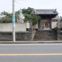 126 成田街道の石造物ー5-(船橋市「京成中山駅」-「京成西船橋駅」)