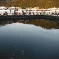 釣行記 ワカサギ釣り ~ 余呉湖 2017.1.18