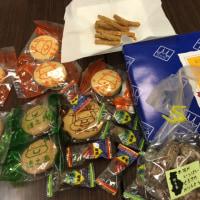 教室日記:お菓子いっぱい編