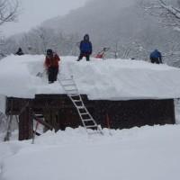 雪おろしツアー!