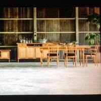 シャビーな空間と家具