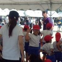 莉菜の運動会