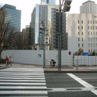 山手線新宿駅(西新宿六丁目 青梅街道南側)