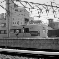阪和線と新快速、紀勢本線電化の頃に