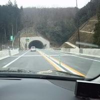 北近畿豊岡道八鹿日高道路試走してきました。