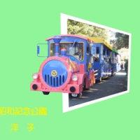 飛び出した船と電車!!