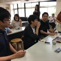 お茶講習会@東京農業大学 10/6