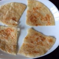 プラタ Roti paratha