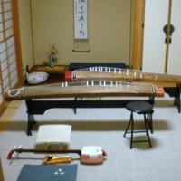 お琴の教室    Home