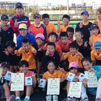 千葉県秋季小学生ソフトテニス大会 結果