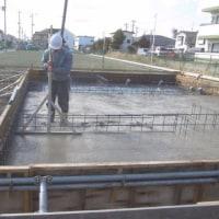 ベースコンクリート