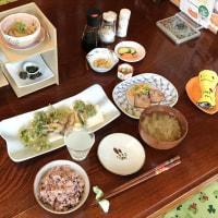 とことん満喫プラン2017-05-07~山菜天ぷら