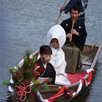 瀬戸の花嫁 川舟流し