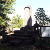 島原の乱戦没者追悼碑