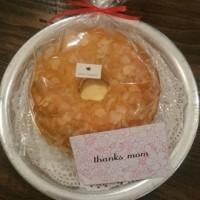 本日のお菓子・・・母の日のプレゼントに