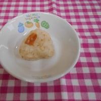 豆乳パン&オムレツ