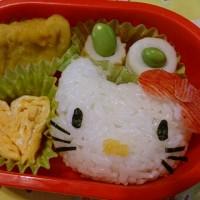 キティちゃんお弁当