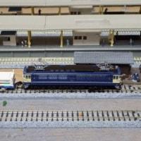 TOMIXの2767 コキ1045000番台と土砂運搬用UM12型コンテナ