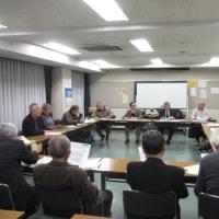 世田谷区白門会第5回役員会。