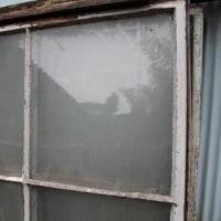 昭和の鉄製窓をもらってきました~