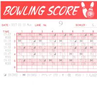 健康ボウリング(1)~初200アップ
