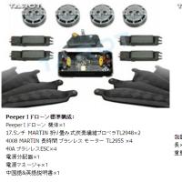 かっこいい!!! Tarot PeeperⅠドローン 750mm コンボ セット レーシング ドローン クアッドコプター