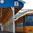 新金谷駅(大井川鉄道)②