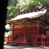 鳳来山東照宮(愛知県新城市)
