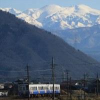 白山の眺望