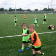 The Summer holiday soccer camp by FAI