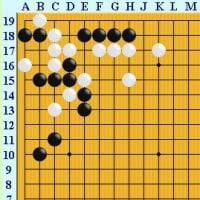 囲碁死活1538 囲碁発陽論