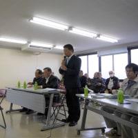 つくば市筑波土地改良区の第22回通常総代会に出席しました。