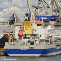 貨物船が難民113人を救助    ギリシャ