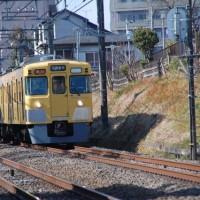 西武 2000系 【武蔵関駅~東伏見駅:西武新宿線】 2017.JUN (3)撮り鉄 車両鉄