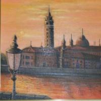 海外旅行で描いた油彩画(その18)