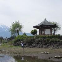 富士五(四)湖サイクリング