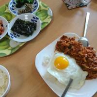 韓国食事編