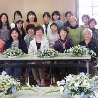 平成29年4月度花のある暮らしの会