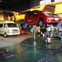 トヨタアイシスのエンジンオイル交換