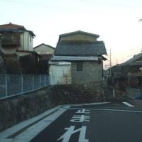 木曽川の渡船場跡