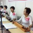 高齢者施設へお誕生会の訪問演奏会です、