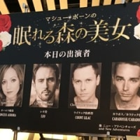 マシュー・ボーンの『眠れる森の美女』2016 2回目~