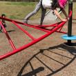 道立オホーツク公園(てんとらんど)ゴールデンウィークの混雑ぶり