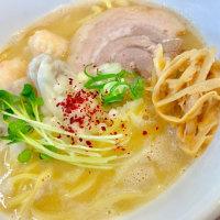 【らぁ麺 ひなた@千葉県市原市】市原ラーメン王国で、今、食べるべき新たな鶏白湯らぁ麺が登場、ホワイトクリーミーぱいたんとは?